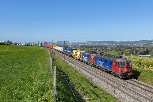 Mühlau, 19 september 2019   SBB Cargo 620 083