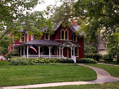 20181012 05 Victorian Cottage, Riverside, Illinois