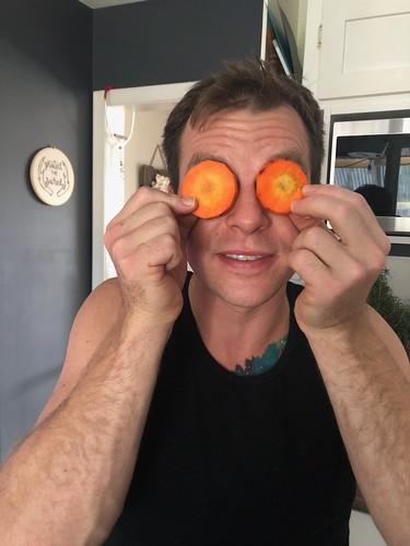 Carrots ...