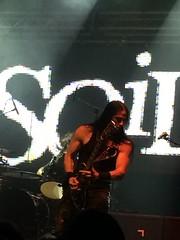 Soil - O2 Ritz Manchester - October 2019