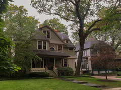 20181012 08 Victorian House, Riverside, Illinois