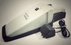 An Original 1979 Black and Decker Dustbuster