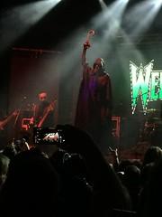 Wednesday13 - O2 Ritz Manchester - October 2019