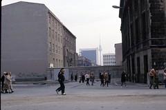 """1989 Scene Berlin - """"The Wall"""""""