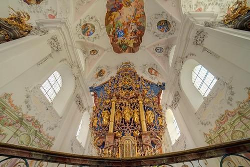 Stams Stiftskirche Hochaltar