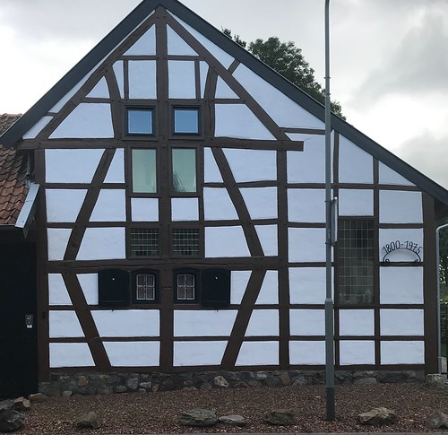 WAHLWILLER NL half-timbered house, south Limburg