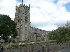 Church - St Peter & St Paul, Bolton by Bowland