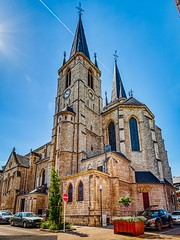 Esch-sur-Alzette - Église Saint Joseph (Monument classé) - Photo of Kanfen