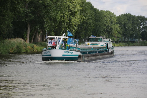 Gent-Brugge Canal, 1st July 2019 (RAB24409)
