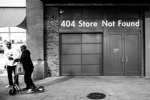 Store not found