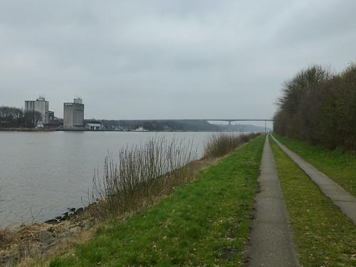 Am Nordostseekanal - NOK