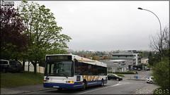 Heuliez Bus GX 317 – Alcis / Tisséo n°7317
