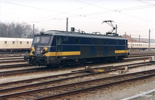 1996 | NMBS 2555 te Essen