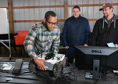 CAMP Robotic Testing