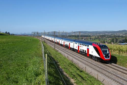 Mühlau, 19 september 2019   SBB RABe 502 216