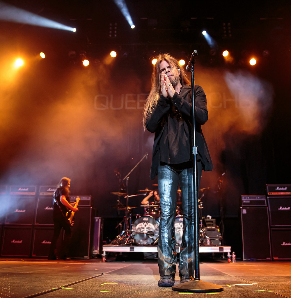 Queensrÿche | Texas Review | Ralph Arvesen