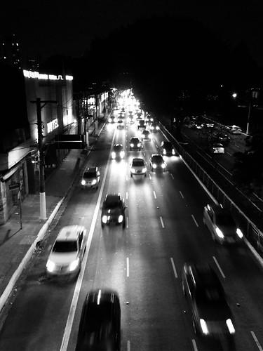 São Paulo nunca dorme.