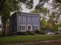 20181012 14 Italianate house, Herrick Road, Riverside, Illinois