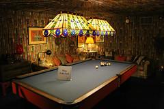 The Graceland Pool Room
