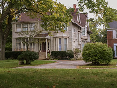 20181012 16 Victorian house, Riverside, Illinois