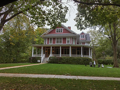 20181012 13 Victorian house, Riverside, Illinois