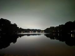 Lake Anne at Night
