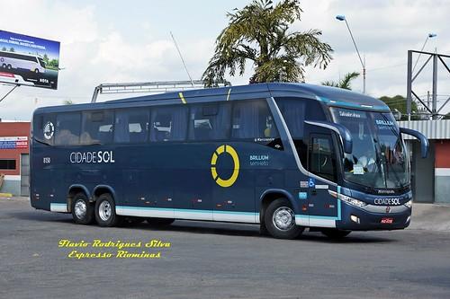 CIDADE SOL 8150 - SALVADOR x IRECE