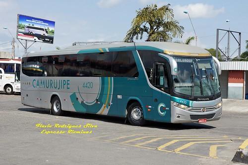 CAMURUJIPE 4420 - SALVADOR x CASTRO ALVES