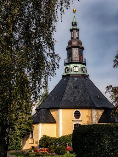 bergkirche seiffen