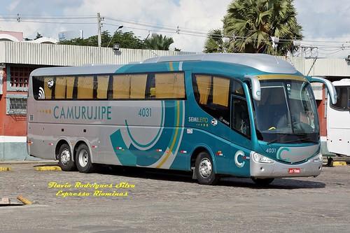 CAMURUJIPE 4031 - CARRO DE APOIO