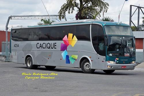 CACIQUE 4254 - UBATA x SALVADOR