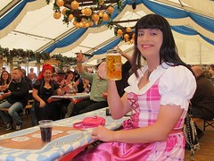 Cheers from the Oktoberfest