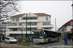Mercedes-Benz Citaro C2 – STIF (Syndicat des Transports d'Île-de-France) n°909 - Photo of Méry-sur-Oise