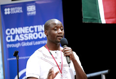Connecting Classrooms - 2019 Global Teacher Prize Peter Tabichi.