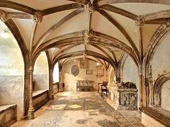 Bristol - St John the Baptist Church, Broad Street - Crypt