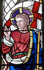 Bristol - St John the Baptist Church, Broad Street - Stained Glass