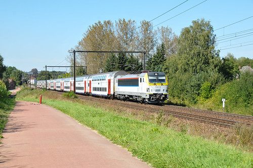 SNCB/NMBS 1913 Hoeselt 07.09.2016