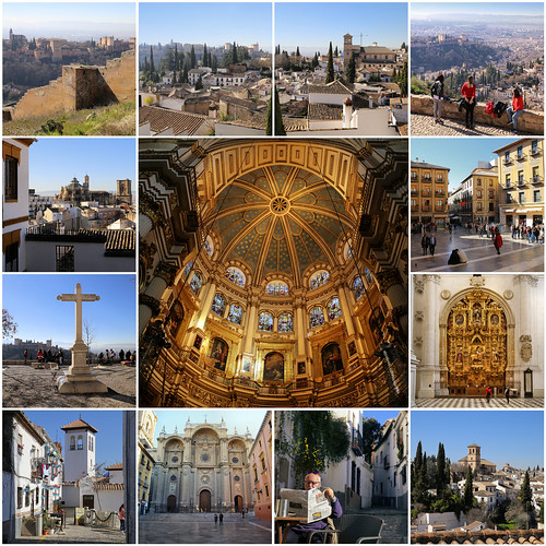 My best of Granada - Spain
