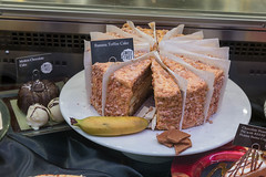 Banana Toffee Cake from Sweet Street