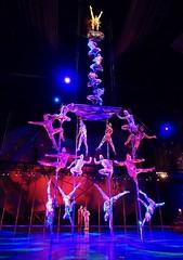 A Cirque tower du Mystère