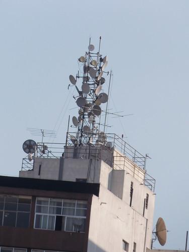 Antenas de rádio
