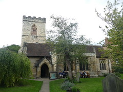 Church - Holy Trinity, York