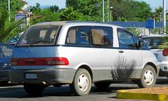 Toyota Estima Emina X 4WD 1992