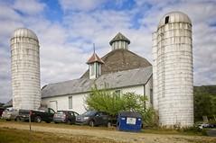Round Barn, Gettysburg, PA