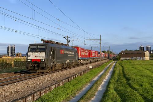 Wohlen, 19 september 2019 | SBB Cargo 189 982