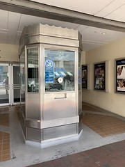 Art Deco Tower Theater Ticket Booth