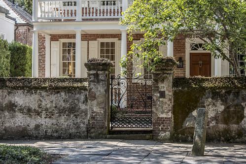 George Eveleigh House - Charleston, SC