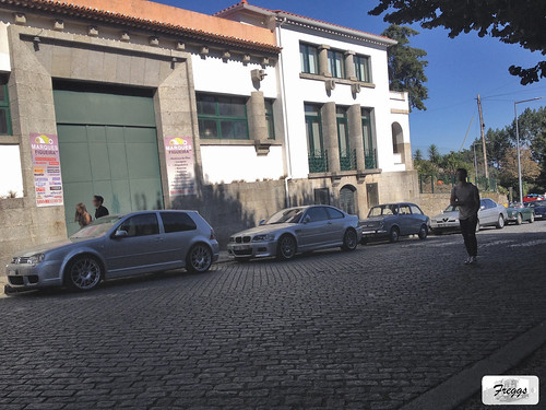Volkswagen Golf R32, BMW M3 Coupé, Fiat 850 Sedan & Alfa Romeo 164 3.0 - Caramulo