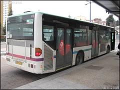 Mercedes-Benz Citaro – TPAS (Transports Publics de l'Agglomération Stéphanoise) (Veolia Transport) / STAS (Société de Transports de l'Agglomération Stéphanoise) n°314 - Photo of La Tour-en-Jarez