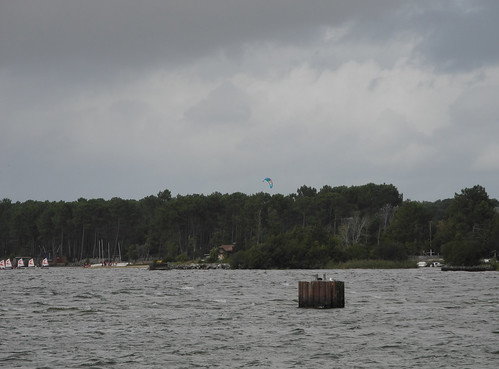 Lacs Landais en octobre / Seen der Landes im Oktober / Ландские озера в октябре